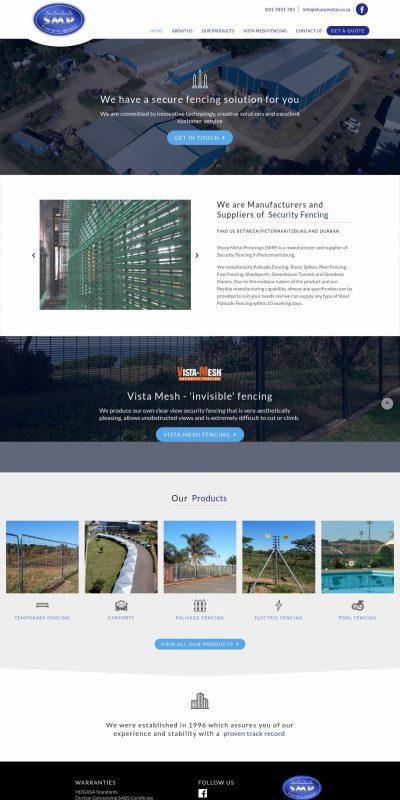 SMP commercial website pmb